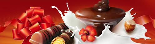 Создание дизайна корпоративного сайта Ferrero