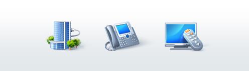 Создание иконок для корпоративного сайта IMSYS